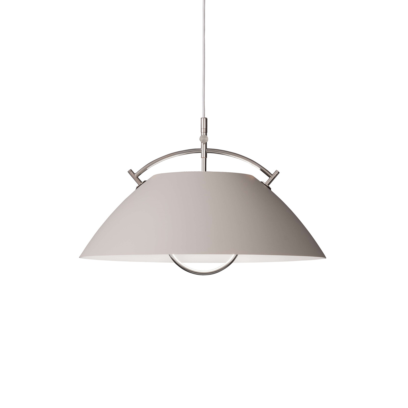 The Pendant Light Grey Wegner Hejse Pendel - Pandul