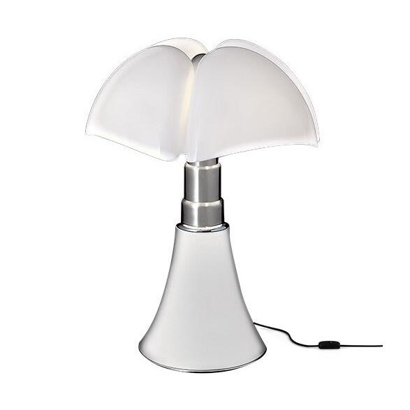 Pipistrello Bordlampe Medium Hvid - Martinelli Luce thumbnail