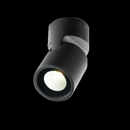 Tip 1 LED 3000K Loftlampe Sort – LIGHT-POINT