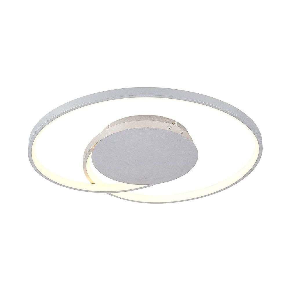 Enesa LED Loftlampe Ø63 Silver – Lucande