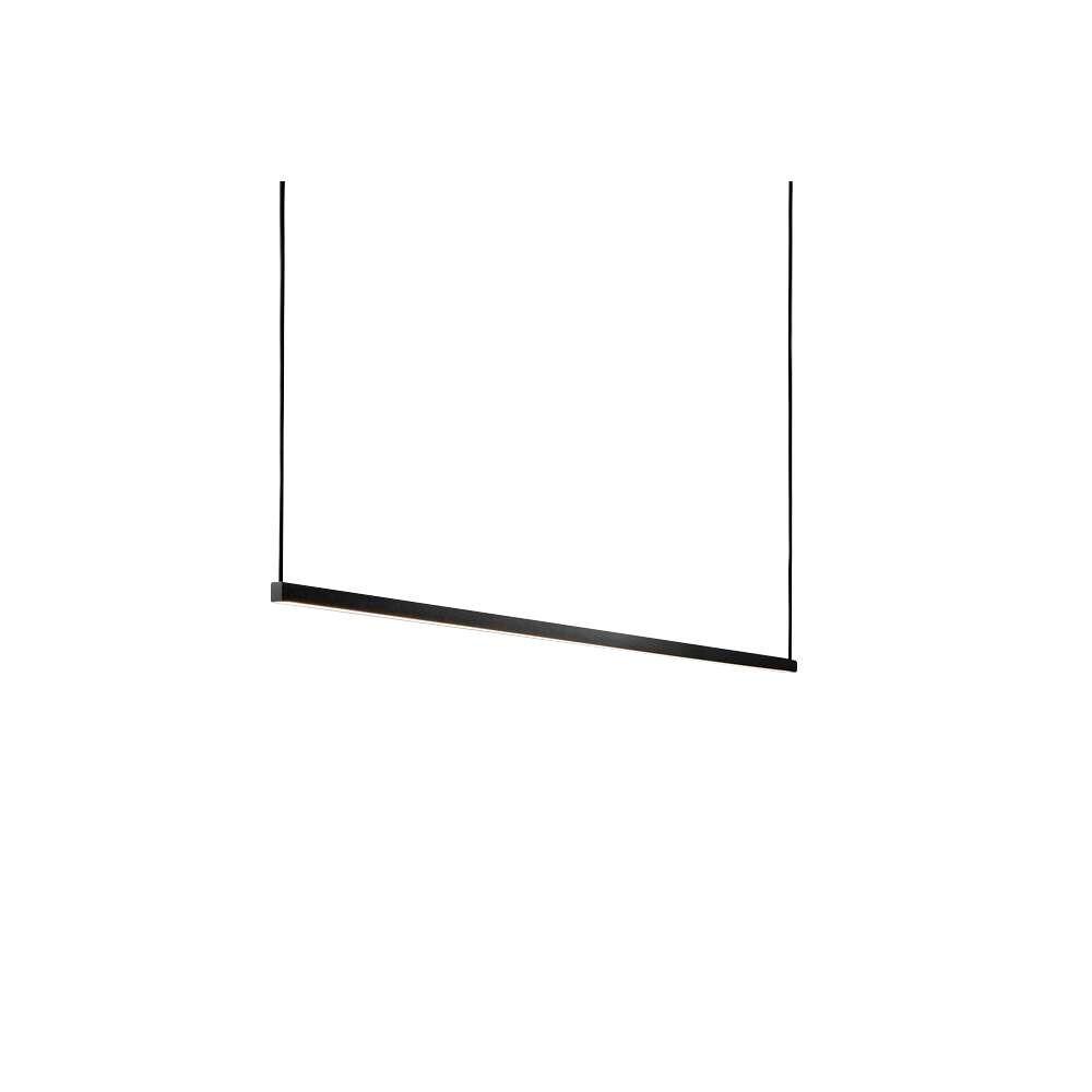 Stripe S1500 Pendel 2700K LED Sort – Light-Point