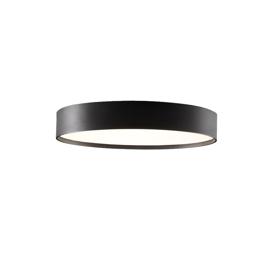 Surface 300 LED 3000K Loftlampe Sort – LIGHT-POINT