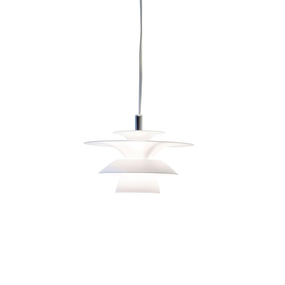Picasso Pendel Mat Hvid LED – Belid