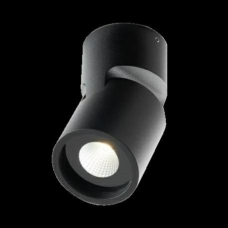 Tip 2 LED 3000K Loftlampe Sort – LIGHT-POINT