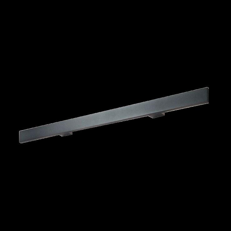 Stick 120 LED 3000K Væglampe Sort – LIGHT-POINT