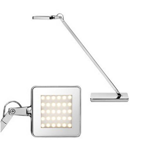 Mini Kelvin LED Bordlampe Krom – Flos