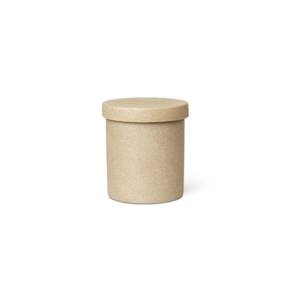 Image of Bon Large Container Black - Ferm Living (16161549)