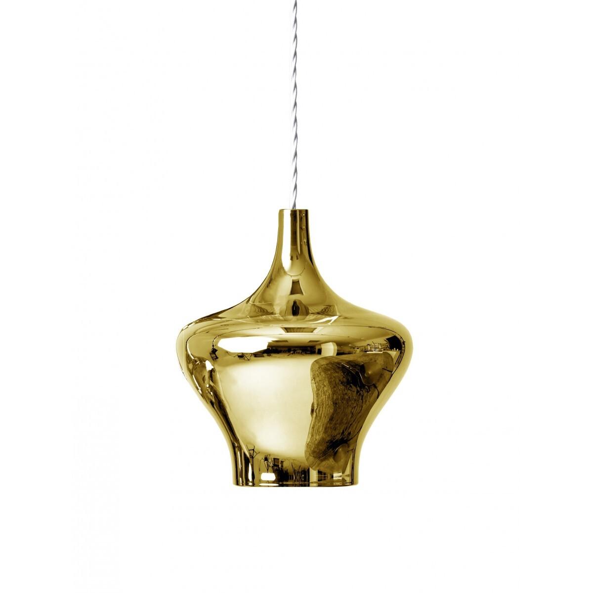 Billede af Nostalgia Pendel SO2 Gold - Studio Italia Design