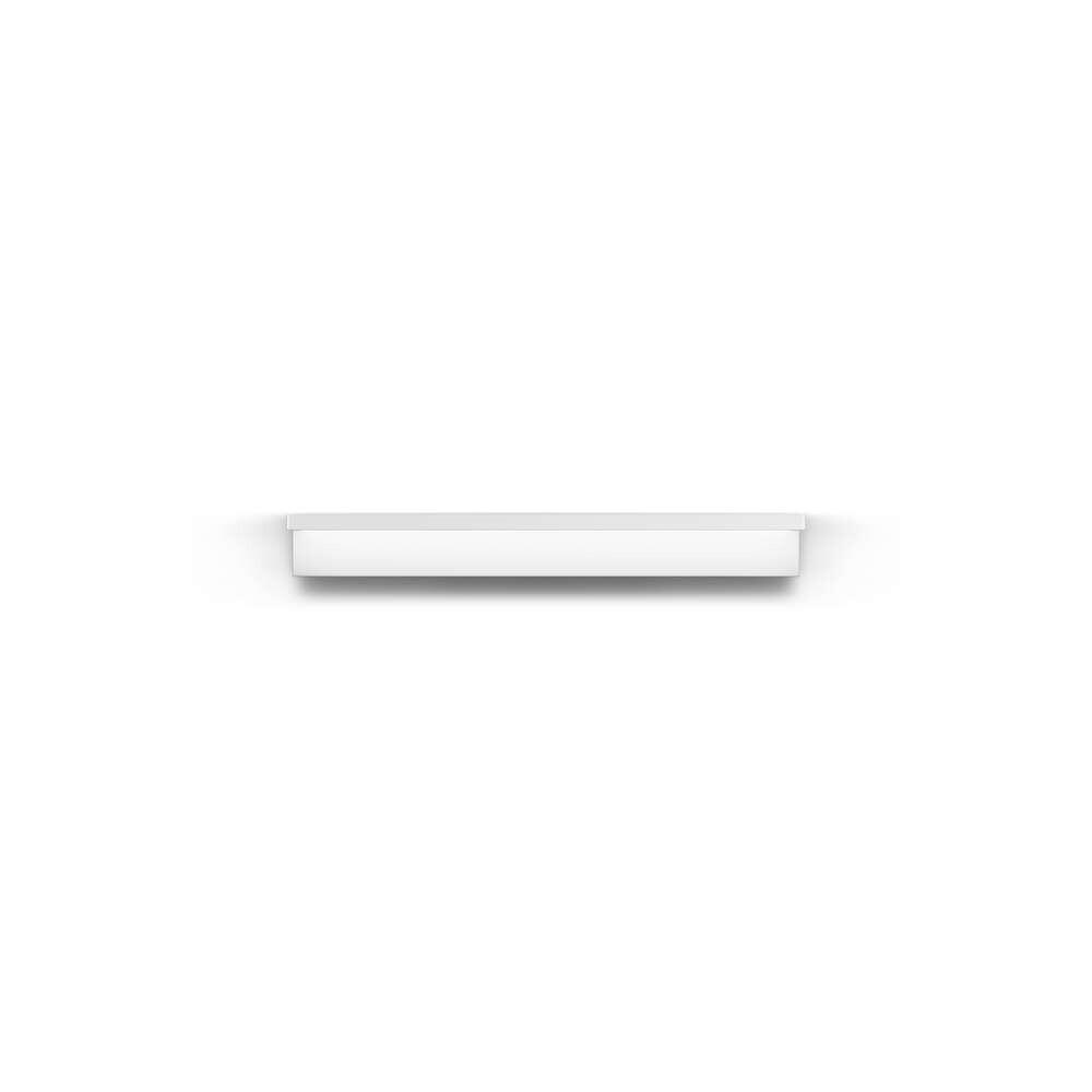 Crib LED Væglampe M IP44 White – Serien Lighting