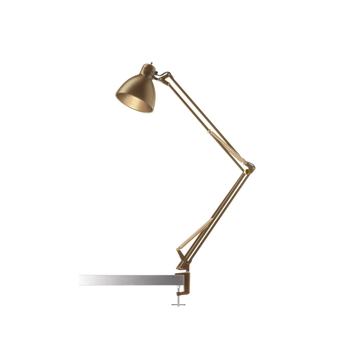 Archi T1 Junior Bordlampe Brass - NORDIC LIVING