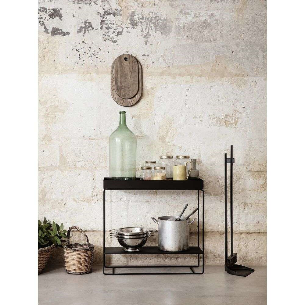 Image of Plant box Two-Tier Light Grey - Ferm Living (16085621)