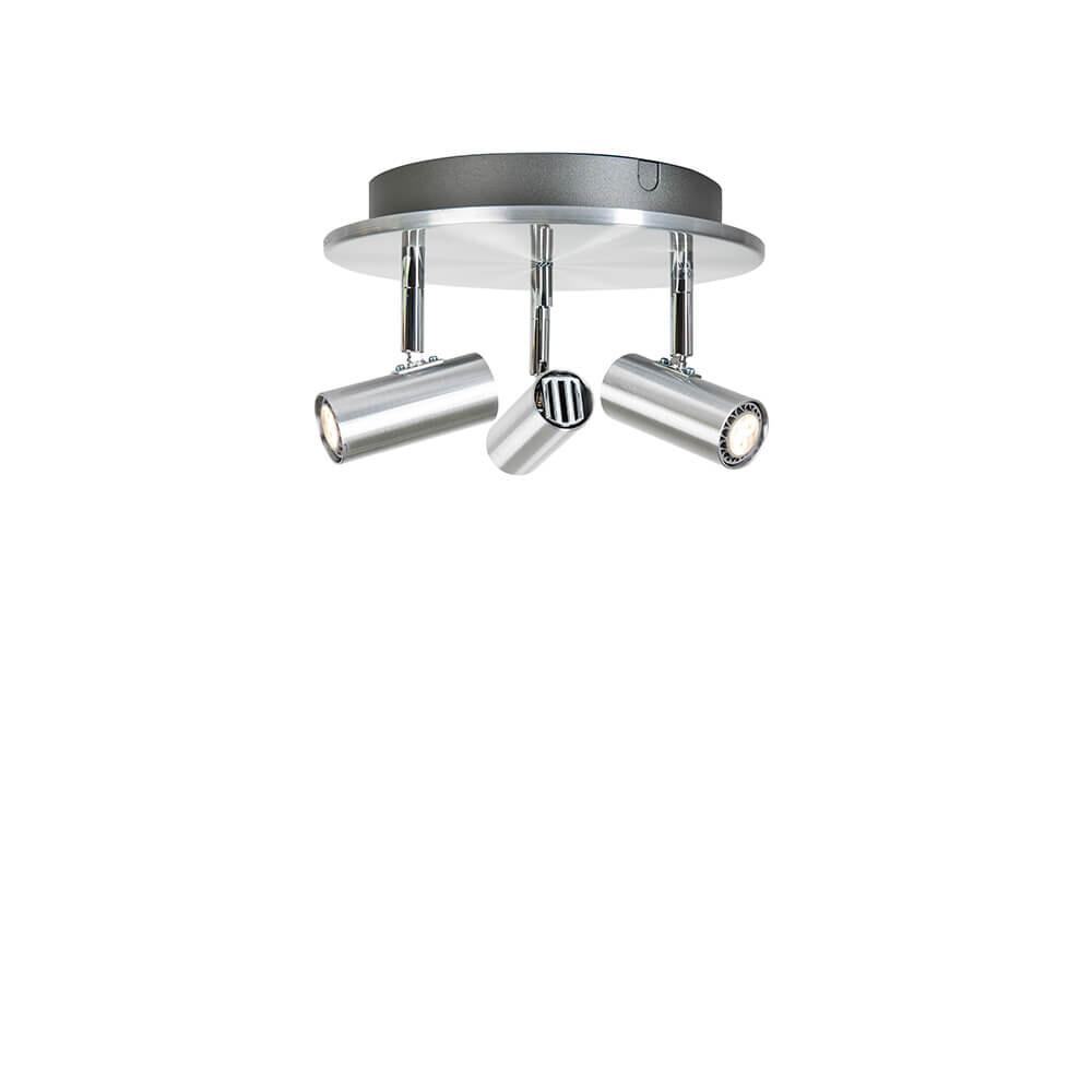 Cato Triospot Aluminium LED Dæmpbar – Belid