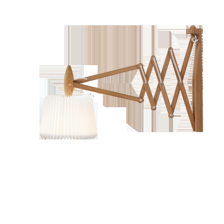 Le Klint Sax 233-120S Væglampe - Le Klint