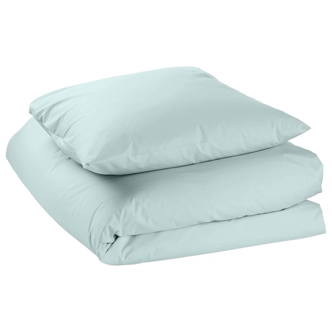 Køb PERCALE sengetøj Horisont (Horisont, 1 stk. 50×70-Pude / 1 stk. 140×220-Dyne)