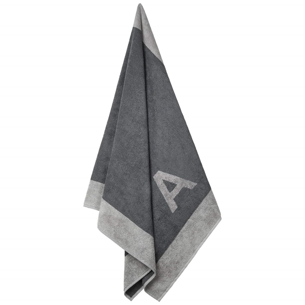Badehåndklæde med A