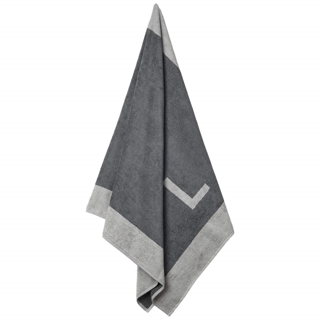 Badehåndklæde med L