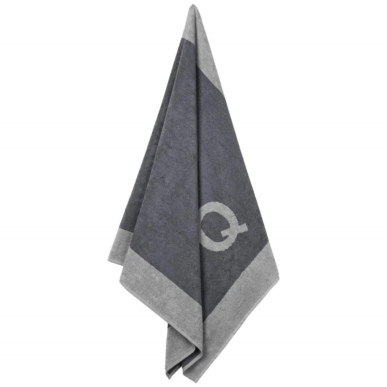 Badehåndklæde med Q