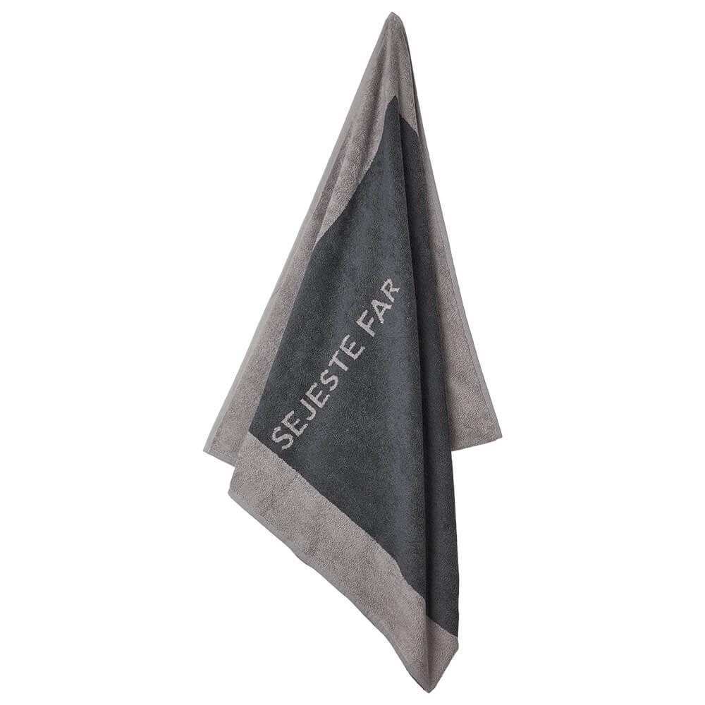 SEJESTE FAR badehåndklæder