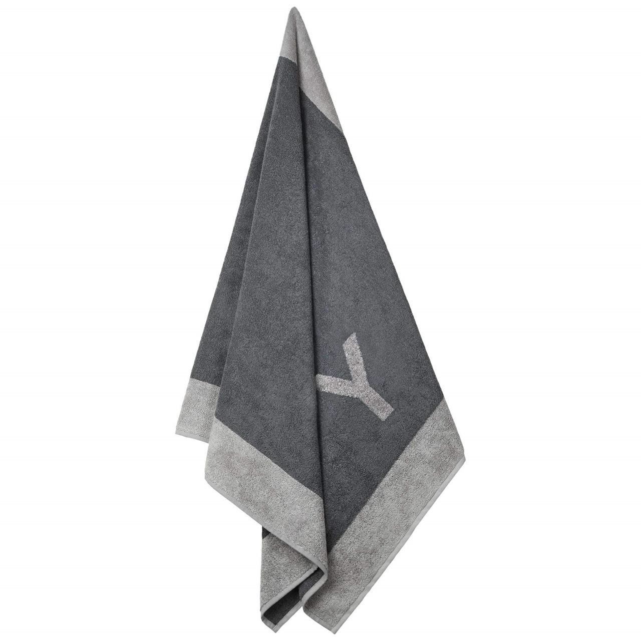 Badehåndklæde med Y
