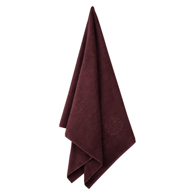 Badehåndklæder Dusty Wine