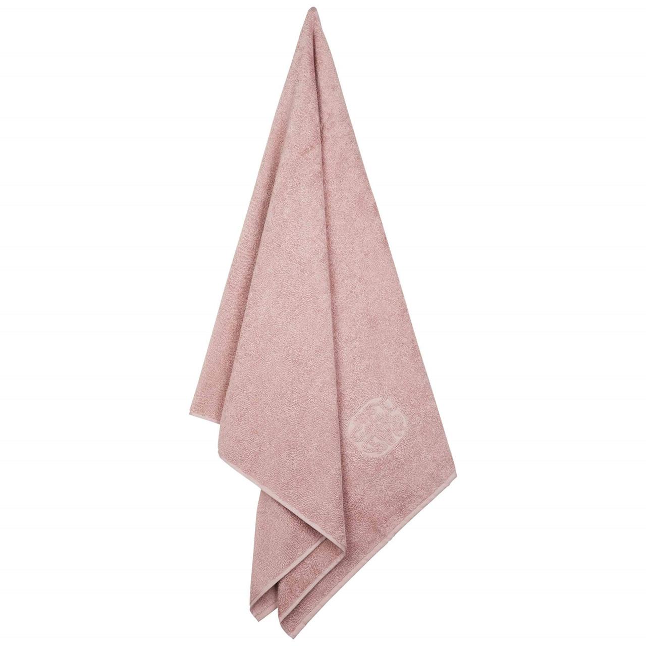Badehåndklæder Dusty Rose