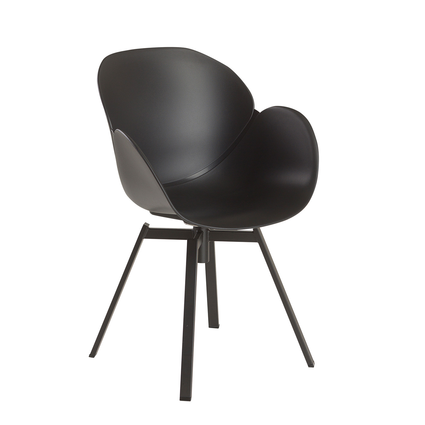 Køb CURVE stol sort lige her!   Lækker kvalitet   Hurtig fragt!