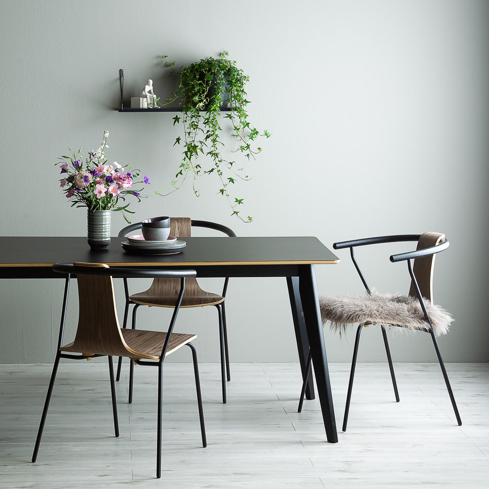 Køb MARTON spisebordsstol valnød Forventes på lager i