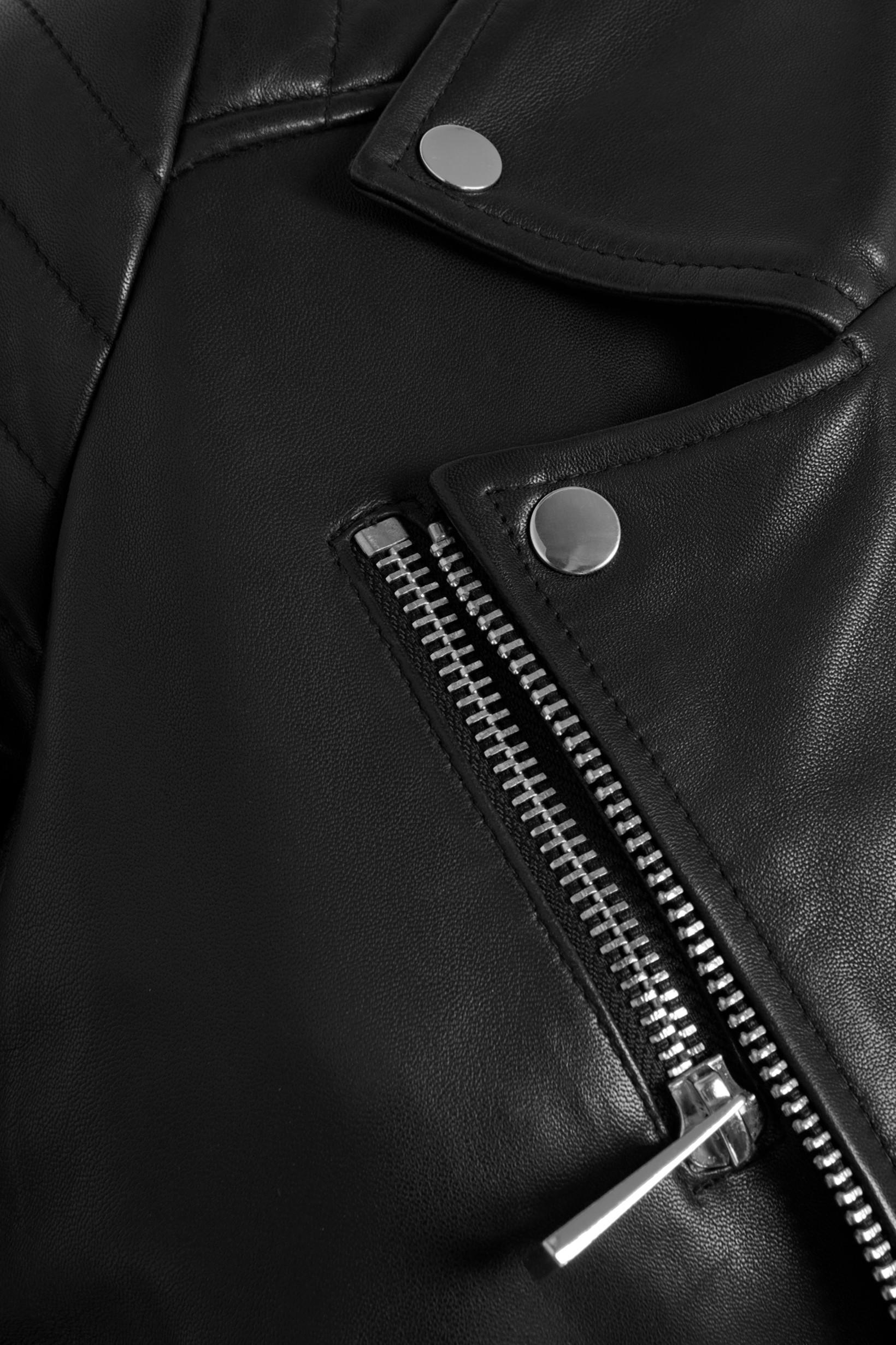 CRÉTON Diva biker jakke » Køb den her