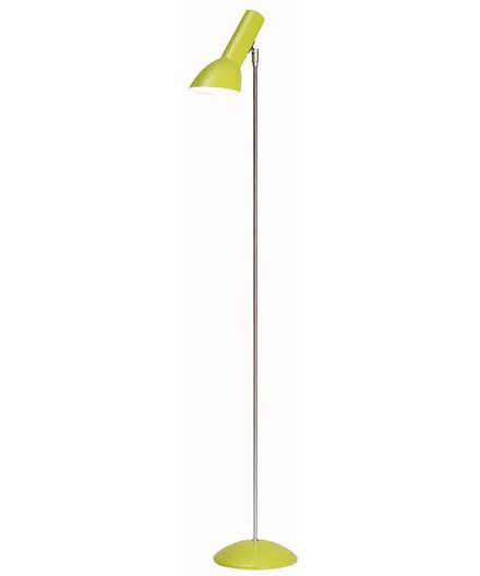DEMO Oblique Stehleuchte Gelb Hochglanz - CPH Lighting