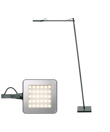 Kelvin LED F Golvlampa Antracit - Flos