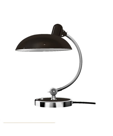 Kaiser Idell Bordlampe Sort High Gloss 6631 Luxus - Fritz Hansen