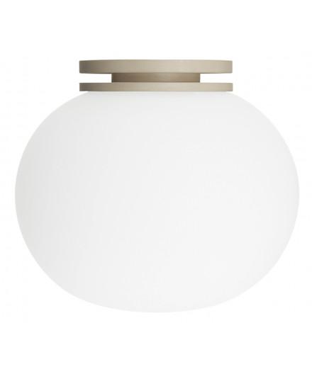 Glo-Ball Mini C/W Vägglampa/Plafond - Flos