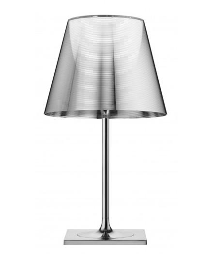 KTribe T2 Bordslampa Alu Silver - Flos