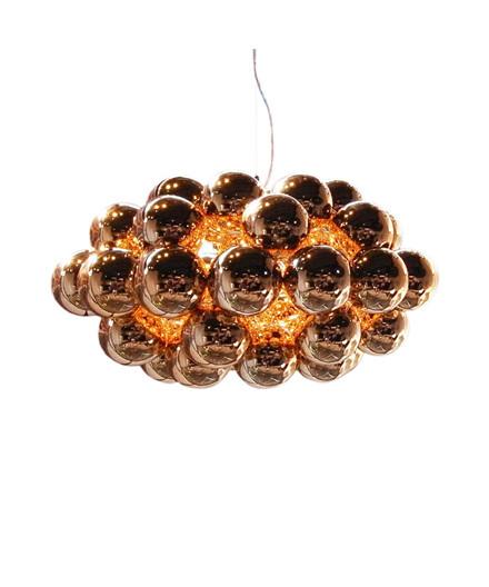 Beads Octo Large Pendel Kobber - Innermost