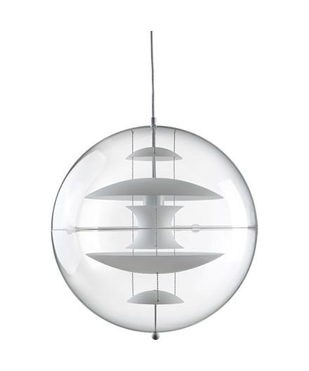 VP Globe 50 Glas Pendel - Verpan