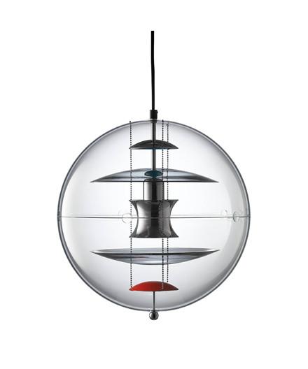 VP Globe Pendel 40 Coloured Glass - Verpan