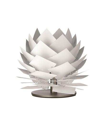 PineApple XS LED Niedrige Tischleuchte Weiß - DybergLarsen
