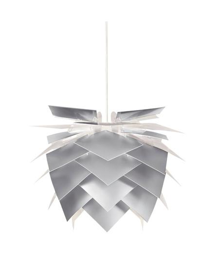 PineApple Medium Taklampa Alu Look - DybergLarsen