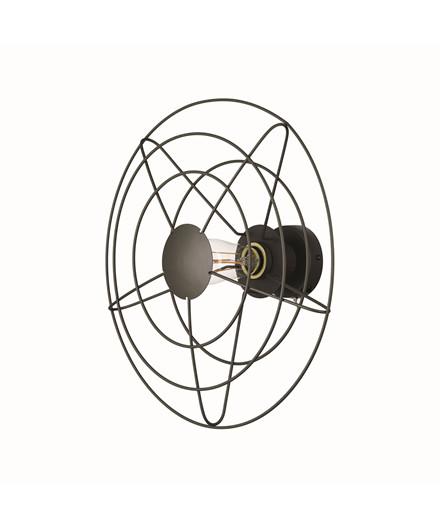 Radio Vägglampa Ø44 - Watt A Lamp