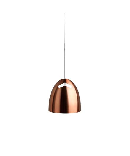 Bell+ 20 P1 Taklampa Koppar - Darø