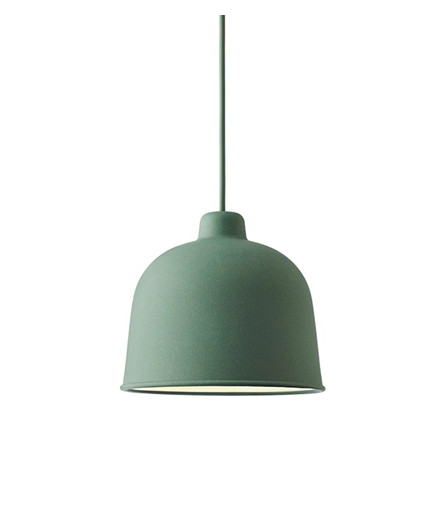 Grain Pendel Dusty Green - Muuto