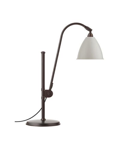 Bestlite BL1 Bordlampe Svart Messing/Hvit - GUBI - GUBI