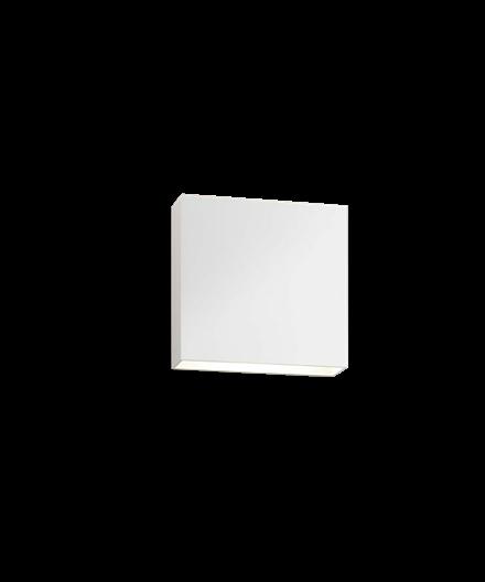Compact W2 LED Vägglampa Vit - LIGHT-POINT
