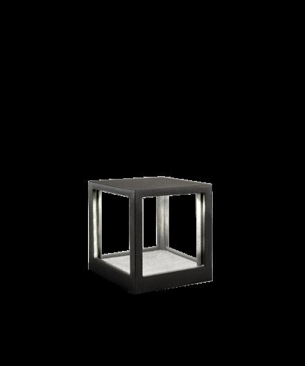 Lantern G3 Udendørslampe Sort - LIGHT-POINT