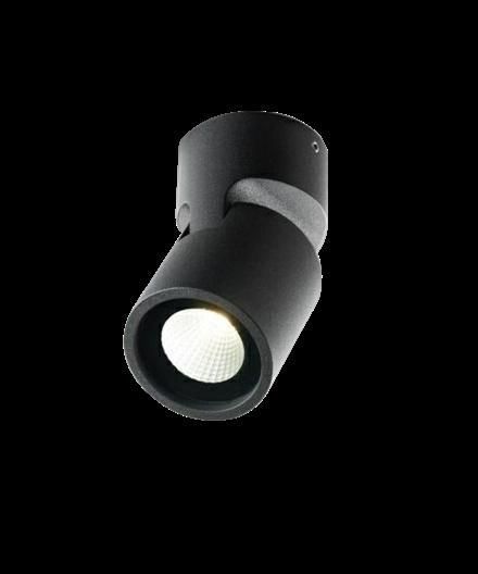 Tip 1 Loftlampe LED Sort - LIGHT-POINT