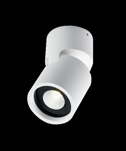 Tip 2 Loftlampe LED Hvid - LIGHT-POINT