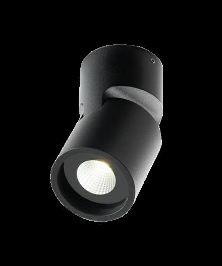 Tip 2 Loftlampe LED Sort - LIGHT-POINT