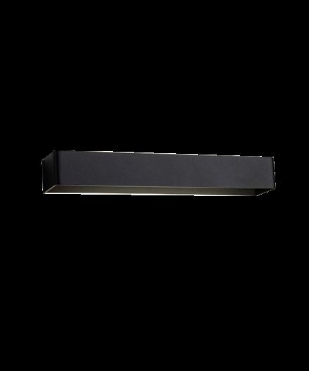 Mood 3 LED Væglampe Sort  - LIGHT-POINT