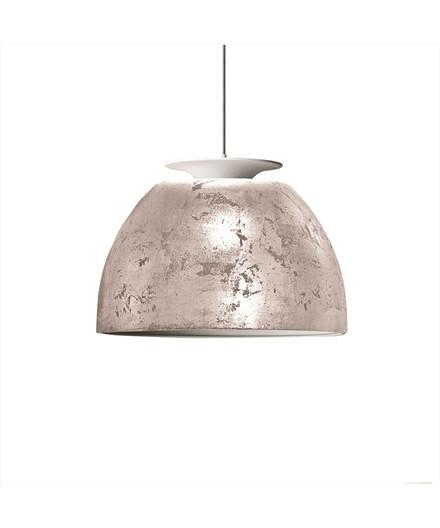 Super Bossa Pendelleuchte Silber - Lumini
