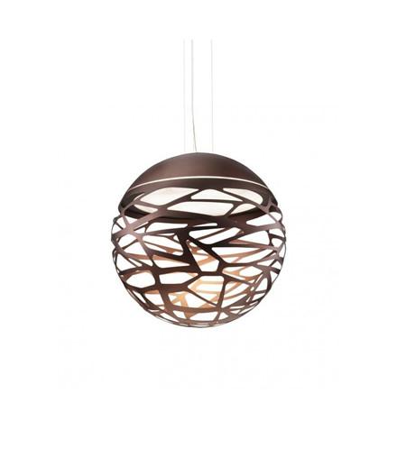 Kelly SO2 Small Sphere Taklampa Brons - Studio Italia Design